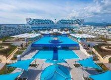 8 nap Cipruson, Bafrában, repülővel, ultra all inclusive ellátással, a Limak Cyprus Deluxe Hotelben*****