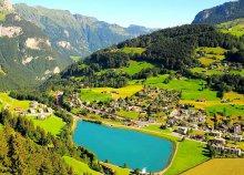 5 napos kirándulás Svájcban, utazás híres felvonókkal, reggelivel, buszos utazással, idegenvezetéssel