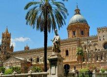 8 nap Szicílián, repülővel, helyi busszal, reggelivel, idegenvezetéssel – az Etna, Palermo, Catania, Siracusa