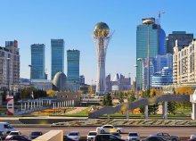14 napos körutazás Kazahsztánban, Üzbegisztánban és Türkmenisztánban, repülővel, félpanzióval
