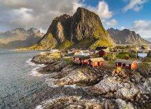 13 napos körutazás Európa legészakibb pontjához, a Geiranger-fjordhoz és Lappföldre, repülővel, reggelivel