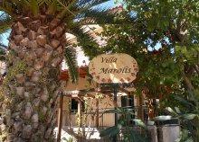 12-15 nap 2 főre Görögországban, a Peloponnészoszi-félszigeten, busszal, önellátással, a Manolis Stúdiókban