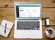 5 órás kezdő WordPress tanfolyam a Páva Point Irodaház oktatótermében