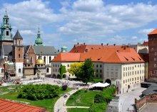 4 napos körutazás Lengyelországban, buszos utazással, reggelivel, 3*-os szállással
