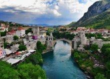 3 napos körutazás Bosznia-Hercegovinában, buszos utazással, reggelivel, 3*-os szállással