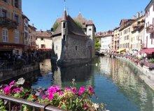 6 napos körutazás Svájcban és Ausztriában, buszos utazással, reggelivel, 3*-os szállással