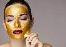 Kleopátra luxus kezelés 22 karátos arannyal