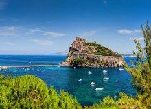 Kirándulás a Nápolyi-öbölben, Olaszországban, 7 éjszaka szállás 3*-os hotelben reggelivel, busszal