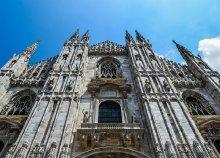4 napos városnézés 2 személyre Milánóban, reggelivel, repülőjeggyel és illetékkel, 3*-os szállással
