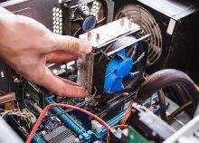 Számítógép állapotfelmérése és karbantartása