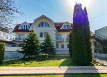 4 napos pihenés 2 főre az őszi szünetben a hajdúszoboszlói Aqua Blue Hotelben, félpanzióval