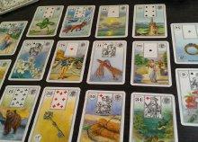 Le Normand kártyajóslás