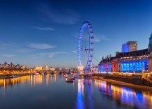 3 napos városnézés Londonban, repülőjeggyel, reggelivel, 3*-os szállással