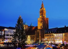 3 napos adventi kirándulás Bajorországban, 3*-os szállással, reggelivel és buszos utazással