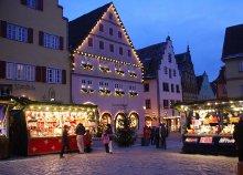 Adventi kirándulás bajorországi mesevárosokba, 2 éjszaka szállás reggelivel és buszos utazással