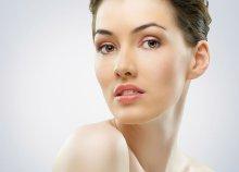 Fényterápiás arcmaszk kezelés tű nélküli mezoterápiával és kollagénes krémmel