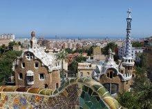 3 napos adventi városnézés Barcelonában, repülőjeggyel, reggelivel, idegenvezetéssel