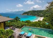 Luxus nyaralás a Seychelles-szigeteken, 7 éjszaka, a Four Seasons Resort Seychelles***** vendégeként