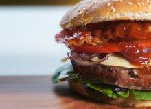Maestro burger menü a Falóka Bisztróban