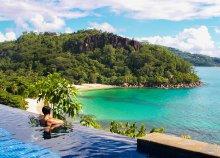 Luxus a Seychelle-szigeteken all inclueive ellátással a Maia Luxury Resort & Spában*****