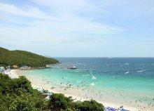 Thaiföldi nyaralás, 7 éj Pattayán (Jomtien Palm Beach****), 2 éj Bangkokban (Cha Da Bangkok****)