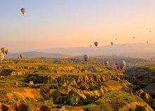 8 nap a török Kappadókiában és Antalyában, 4*-os szállással, félpanzióval