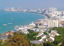 Thaiföldi nyaralás, 8 éj Pattayán (A-One Star), 3 éj Bangkokban (Cha Da Bangkok****)