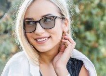 Komplett szemüveg fényre sötétedő lencsékkel a Dream Optika jóvoltából