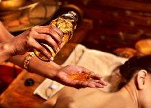 Áyurvédikus wellness csomag 60-70 percben a Relax Spa szalonban