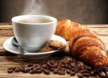 2 kávé és 2 croissant a Belváros szívében, a Wesselényi utcában