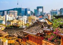 12 napos körutazás Dél-Koreában, látogatás Jeju-szigeten, repülőjeggyel, félpanzióval