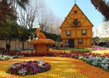 4 napos körutazás Franciaországban a Virágok Csatája fesztivál idején, buszos utazással, reggelivel