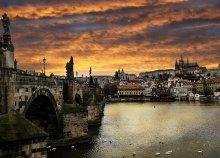 3 nap 2 személyre Prágában, reggelivel, a Residence Bolognában***-ban