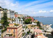 3 nap 2 főre a Nápolyhoz közeli Gricignano d'Aversában lévő Tulip Inn Naples Airport*** Hotelben