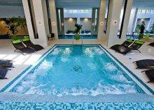 3 nap 2 főre a herceghalmi ABACUS Business & Wellness**** Hotelben, félpanzióval és wellnesskuponnal