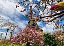 4 nap Párizsban Húsvétkor vagy Május 1-jén, 4*-os szállással, reggelivel, repülőjeggyel