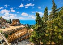 4 nap Szicíliában 3*-os szállással, reggelivel és repülőjeggyel, a húsvéti és a május 1-jei hétvégén
