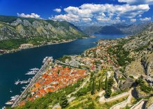 Montenegrói buszos utazás albániai kiruccanással, 5 éjszaka szállás félpanzióval a Hotel Villa Fontanában