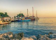10-15 napos nyaralás 2 főre Görögországban, Pargában, busszal, a Dimitrakis Stúdiókban