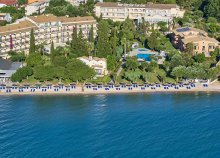 8 nap 2 főre Görögországban, Korfun, a Delfinia Hotelben félpanzióval, repülőjeggyel, illetékkel