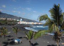 8 nap 2 főre Tenerifén a Turquesa Playa Hotelben**** félpanzióval, repülőjeggyel, illetékkel
