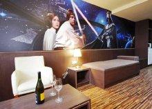 Star Wars szoba: 3 nap 2 felnőtt és két 10 év alatti gyermek részére a gyulai Corvin Hotelben