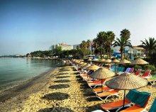 8 nap 2 főre Kusadasiban repülővel, all inclusive ellátással az Ephesia Holiday Beach Clubban****