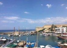 8 nap 2 főre Cipruson, Kyrenia városában, repülővel, félpanzióval, LA Hotel & Resortban****