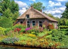Virágos körutazás Hollandiában, busszal, reggelivel és idegenvezetéssel