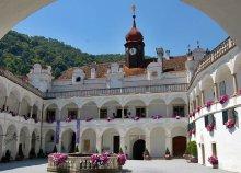 1 napos buszos utazás Stájerországba, a Herberstein kastélyhoz és Vorau-i apátsághoz