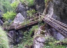 1 napos túrázás az ausztriai Medve-szurdokban, buszos utazással