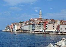 4 napos strandolás az Adriai-tenger partján, Isztrián, busszal, félpanzióval, idegenvezetéssel