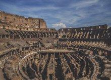 Római városnézés az őszi szünetben, busszal, 1 éjszaka Jesolóban, 2 éjszaka Rómában reggelivel