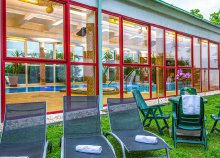 8 napos wellness 2 főre a harkányi Dráva Hotel Thermal Resortban, félpanzióval